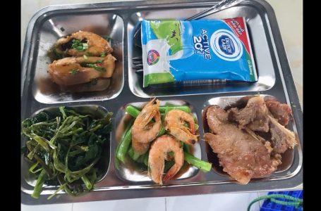 Cung cấp suất ăn cho trường học